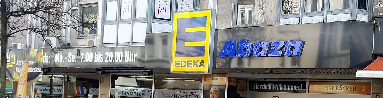 EDEKA Abaza Krayer Straße 238 - Ihr Markt im Herzen von Kray