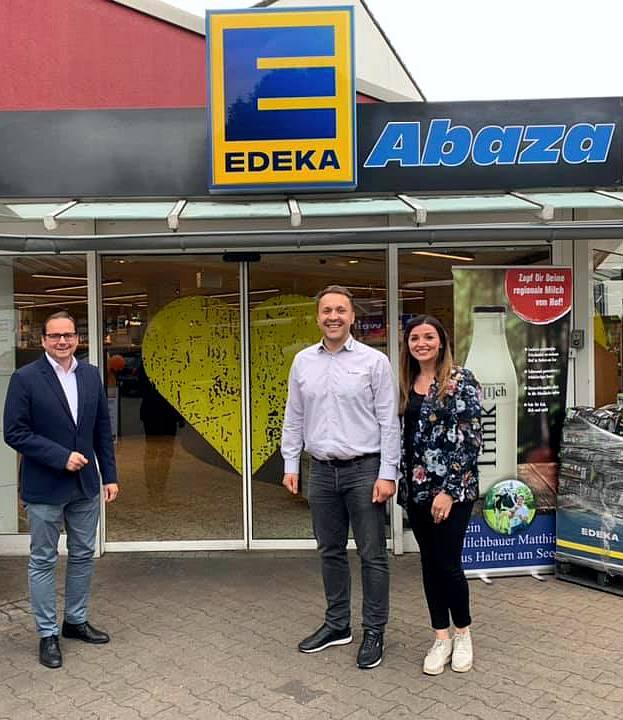 OB Kufen bei EDEKA Abaza
